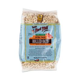Organic Extra Thick Rolled Oats