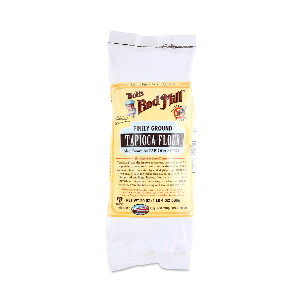 Tapioca Flour by Bob's Red Mill - Thrive Market