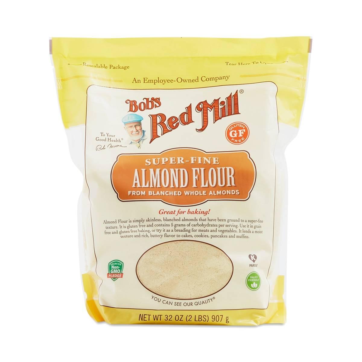 Bob's Red Mill Super-Fine Almond Flour - Thrive Market