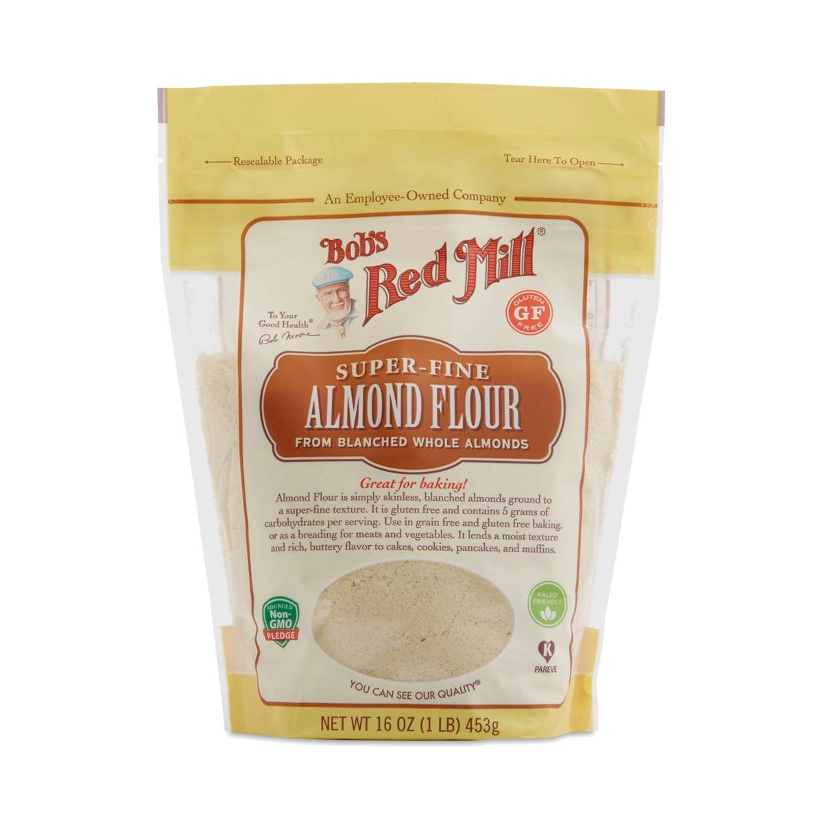 Almond Flour by Bob's Red Mill - Thrive Market