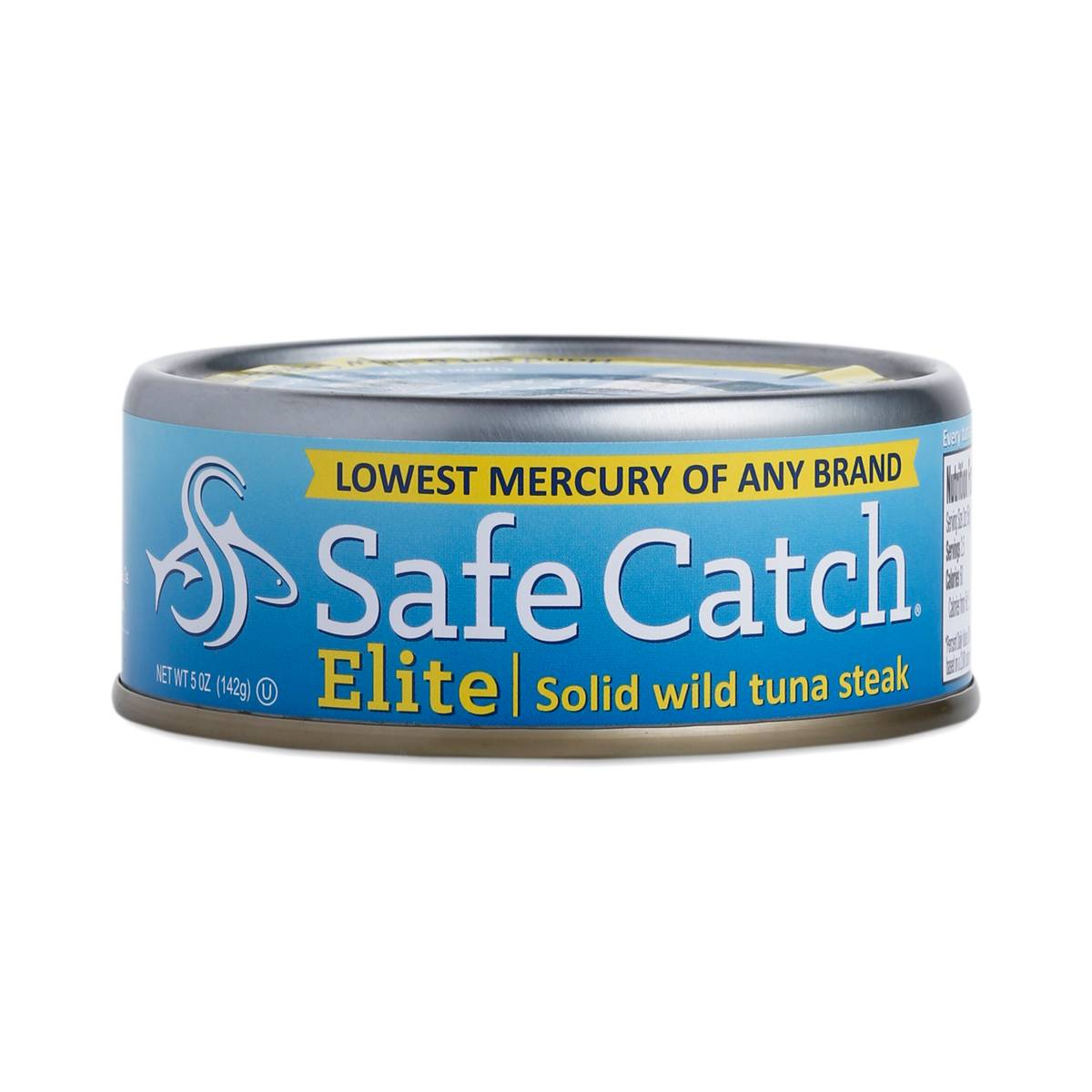 Elite wild skipjack tuna by safe catch thrive market for Is tuna fish good for you