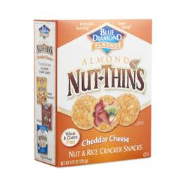 Cheddar Cheese Nut Thins Crackers