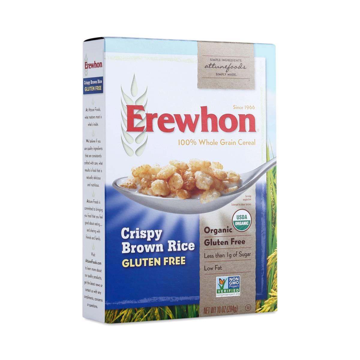 Erewhon Natural Foods Cereal
