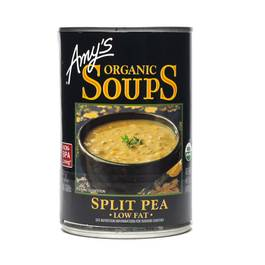Organic Split Pea Soup - Low Fat