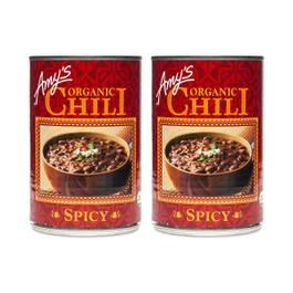 Organic Spicy Chili (2-pack)