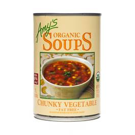 Organic Chunky Vegetable Soup