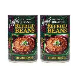 Organic Traditional Refried Beans (2-pack)