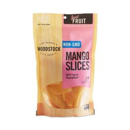 All-Natural Mango Slices, Low Sugar