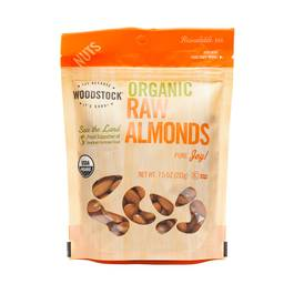 Organic Raw Almonds