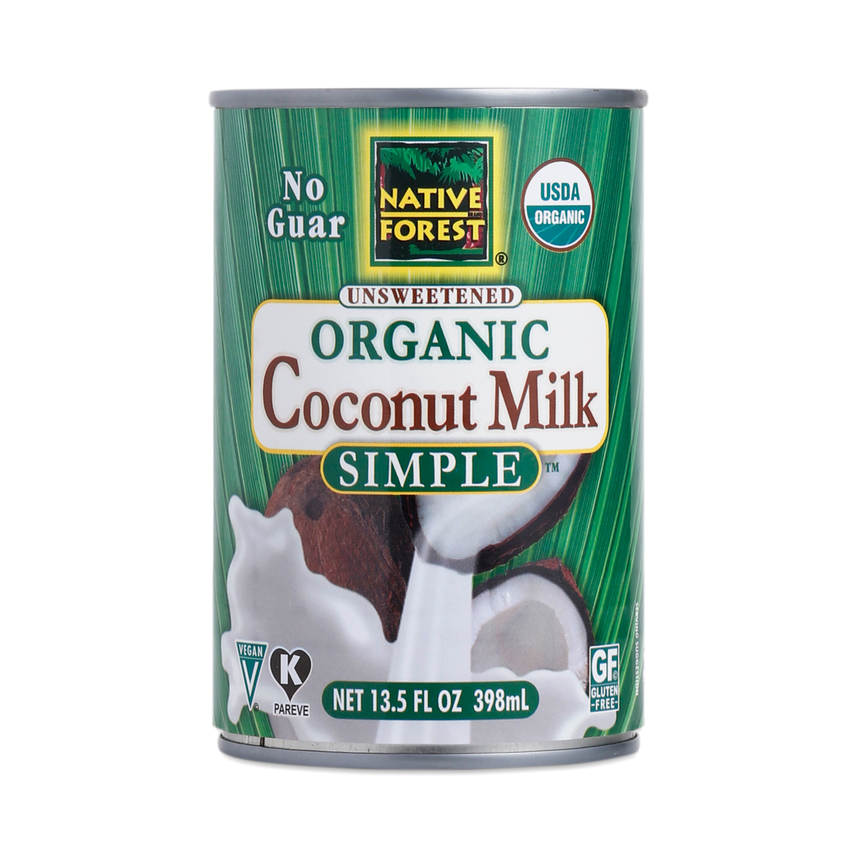 Organic Simple Coconut Milk By Native Forest Thrive Market