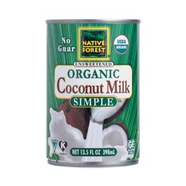 Organic Simple Coconut Milk