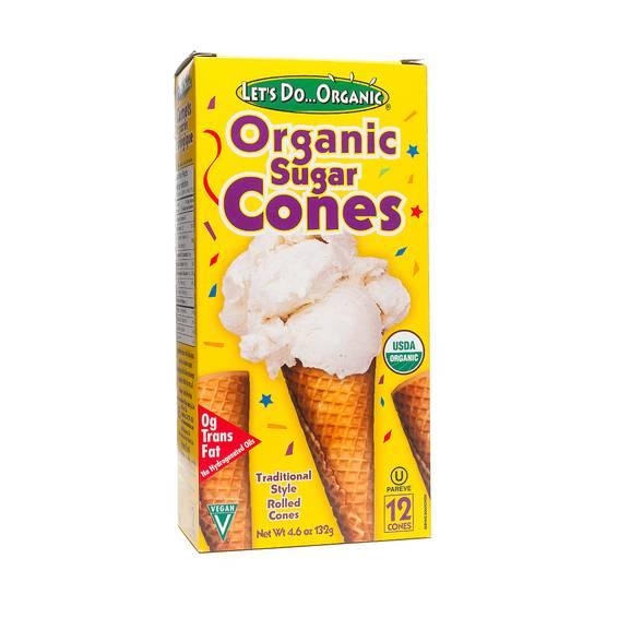 Sugar Cones
