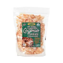 Toasted Coconut Flakes, Unsweetened