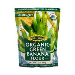 Organic Green Banana Flour
