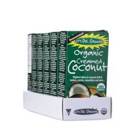 Organic Creamed Coconut