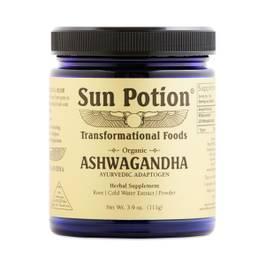 Organic Ashwagandha
