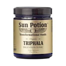 Triphala (Organic Cold Water Extract Powder)