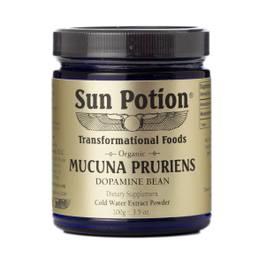 Organic Mucuna Pruriens Powder
