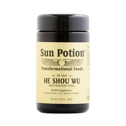 He Shou Wu By Sun Potion Thrive Market