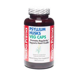Psyllium Husks - Vegetarian Capsules