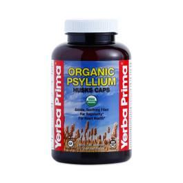 Organic Psyllium Husks, Fiber & Heart Health