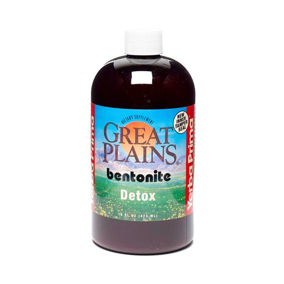 Great Plains Bentonite Detox
