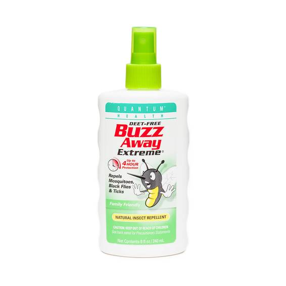 Buzz Away Natural Mosquito Repellant - Family Size