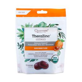 TheraZinc Lozenges, Blood Orange
