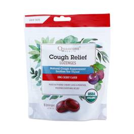 Cough Relief Lozenges, Bing Cherry