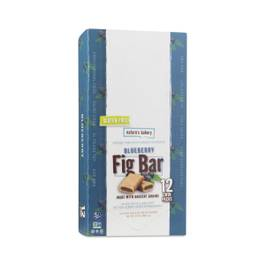 Gluten Free Fig Bars - Blueberry