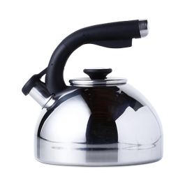 Stainless Steel Morning Bird Tea Kettle, 2 Quart