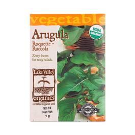 Organic Heirloom Arugula
