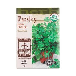 Flat Leaf Italian Parsley