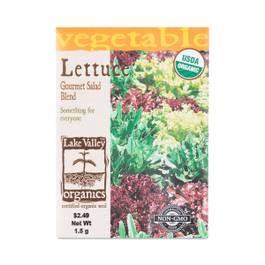Gourmet Salad Lettuce Seeds