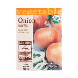 Sweet Onion Seeds