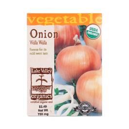 Sweet Onion Seeds