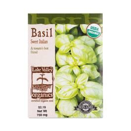 Italian Sweet Basil Seeds