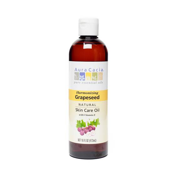 Grapeseed Oil for Skin