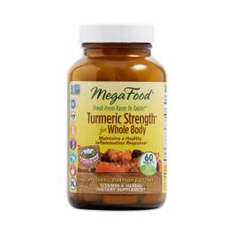 Turmeric Strength for Whole Body Supplement
