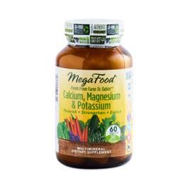 Calcium, Magnesium & Potassium