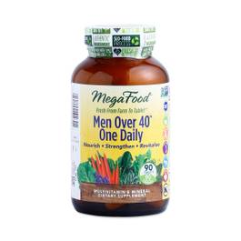 Men Over 40 One Daily Multivitamin