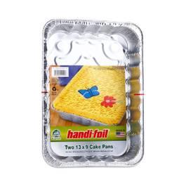 ECO-Foil: Cake Utility Pan