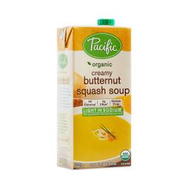Organic Light in Sodium Butternut Squash Soup