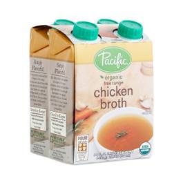 Organic Free Range Chicken Broth