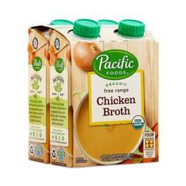 Organic Free Range Chicken Broth