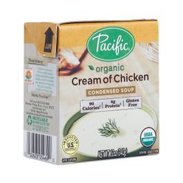 Organic Cream of Chicken Condensed Soup