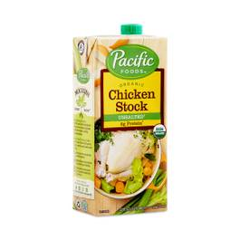 Organic Unsalted Chicken Culinary Stock