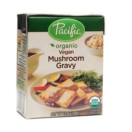 Organic Vegan Mushroom Gravy