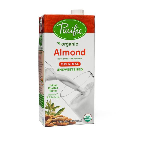 Organic Unsweetened Almond Beverage - Original