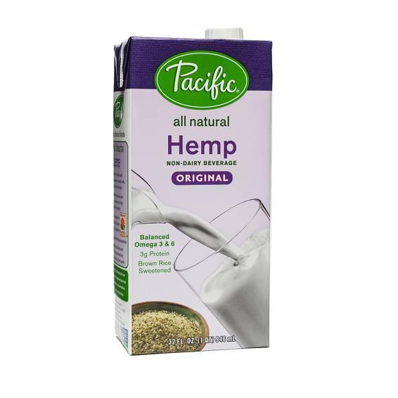 Non-GMO Hemp Beverage - Original
